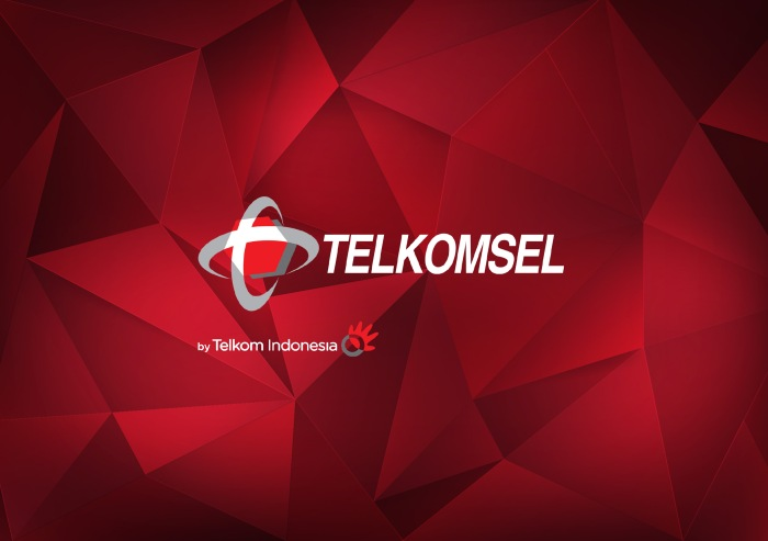 4 Background Telkomsel