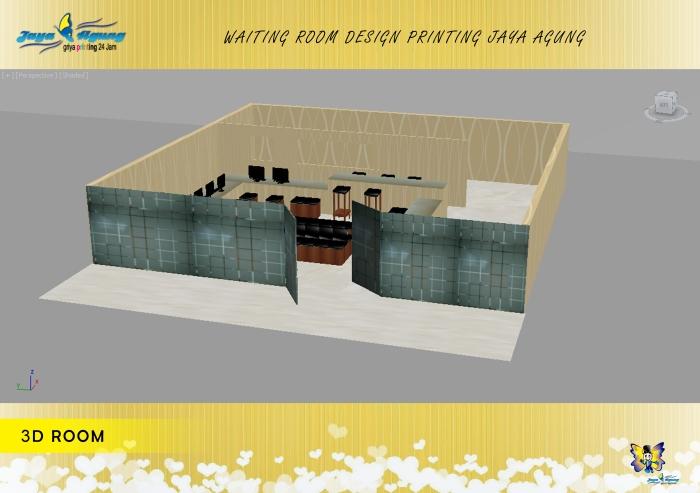 5. DESAIN 3D ROOM TAMPAK ATAS JAYA AGUNG