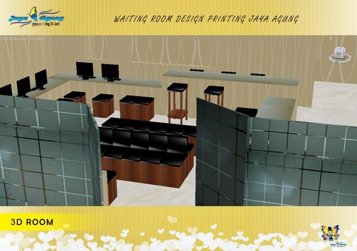5. DESAIN 3D ROOM TAMPAK DEPAN JAYA AGUNG